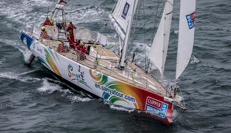 Clipper Race: Welcome to Uruguay