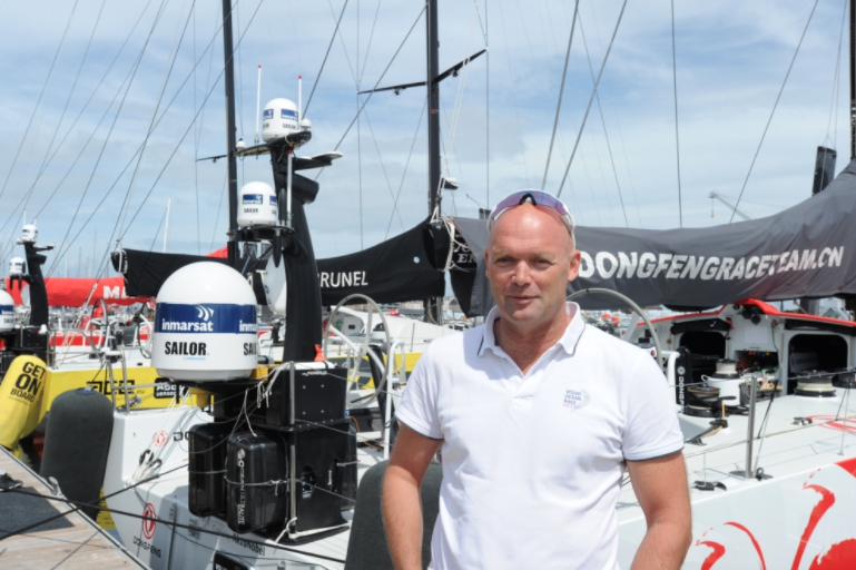 Mark Turner – Volvo Ocean Race CEO Steps Down