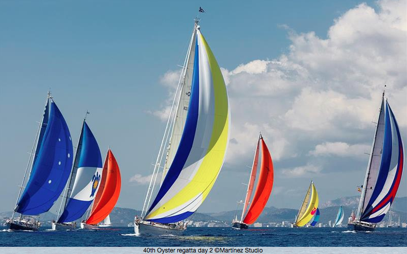 40th Oyster Regatta at Real Club Nautico – Palma de Mallorca