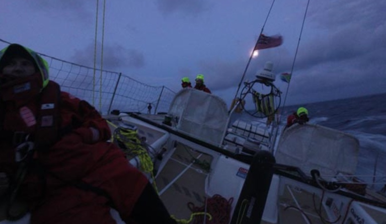 Clipper Race: High Pressure Frustrating Fleet