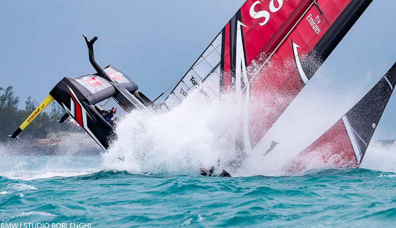 America's Cup: Catamarans had too many negatives