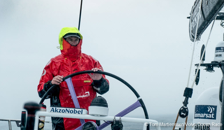 Brad Jackson To Skipper AkzoNobel In Volvo Ocean Race