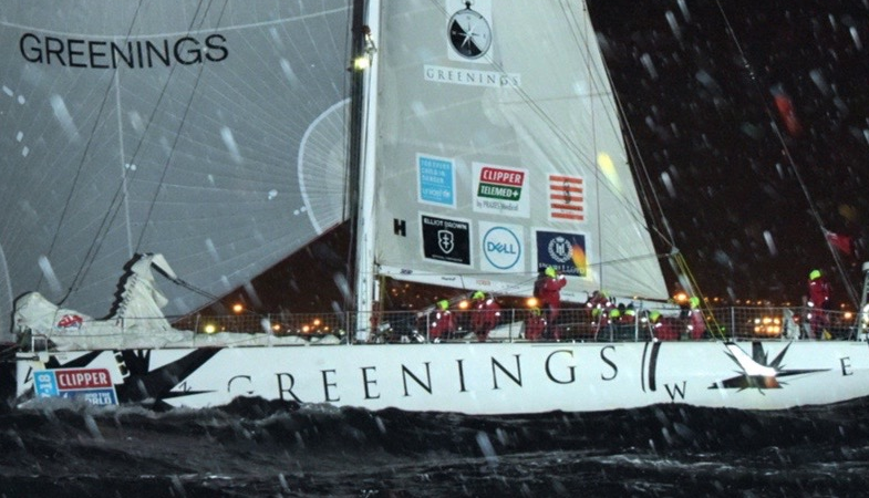 Clipper Race: Greenings Claims Narrow Victory