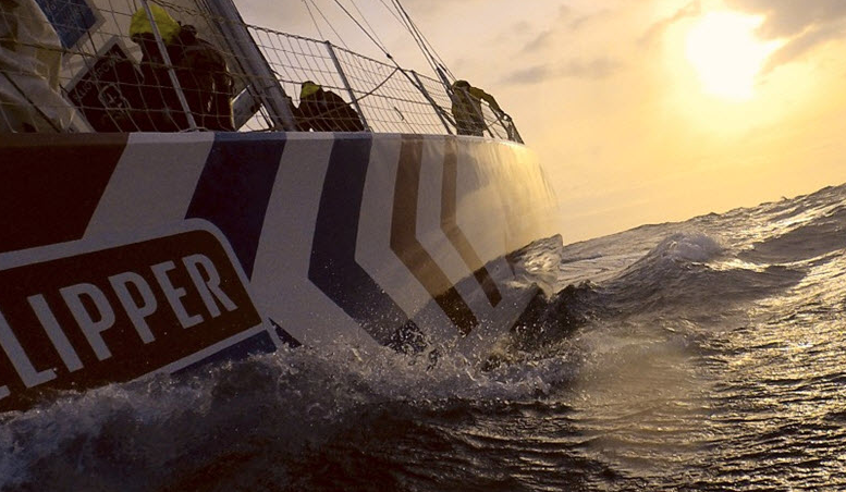 Clipper Race: Late for the party