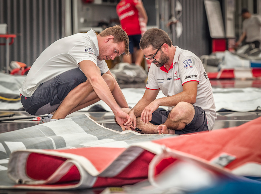 North Sails & Volvo Ocean Race