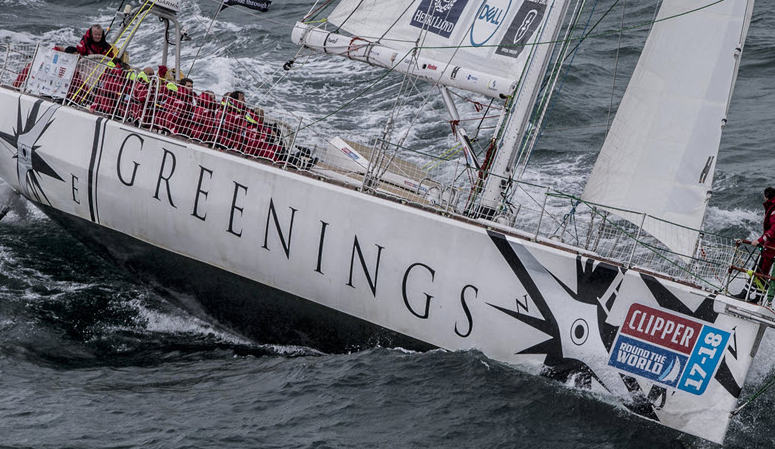 Clipper Race: Greening Crew Evacuated After Grounding