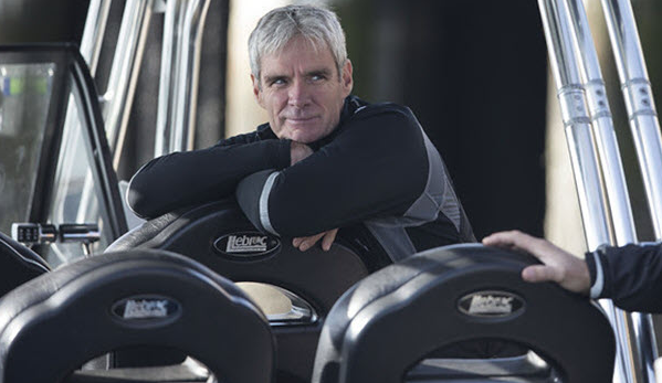 America's Cup: Grant Simmer Joins British Team