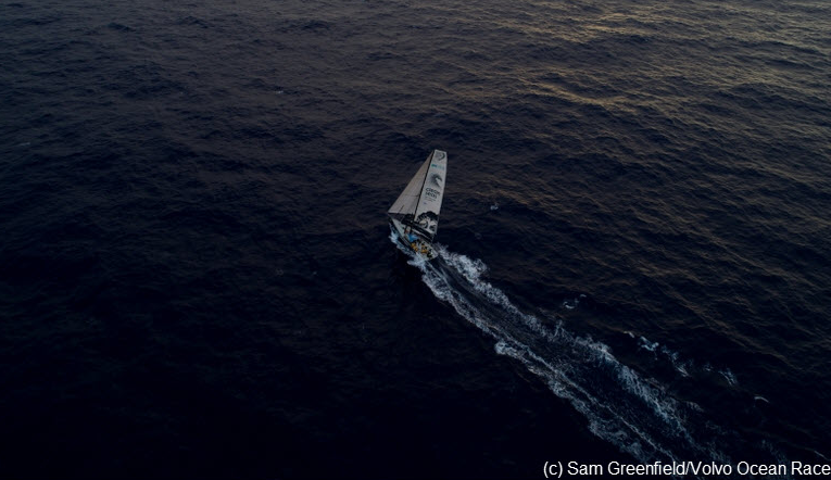 Volvo Ocean Race: Standing By For Fate