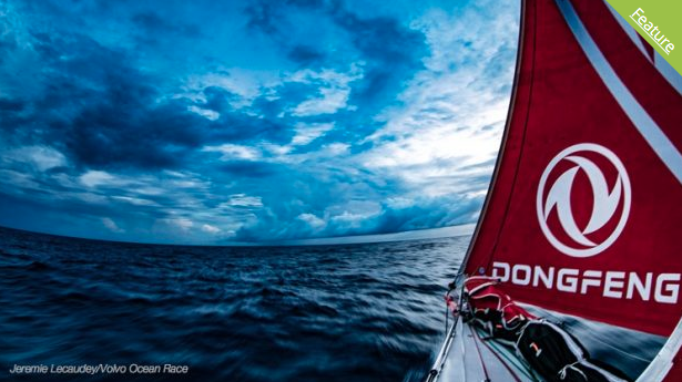 Volvo Ocean Race – Close Encounters