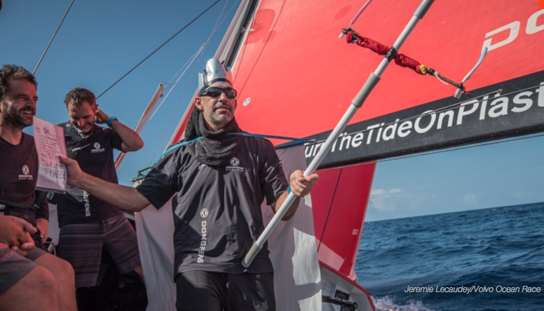 Volvo Ocean Race: Crossing The Equator