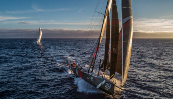 Volvo Ocean Race: Lining Up For Sprint