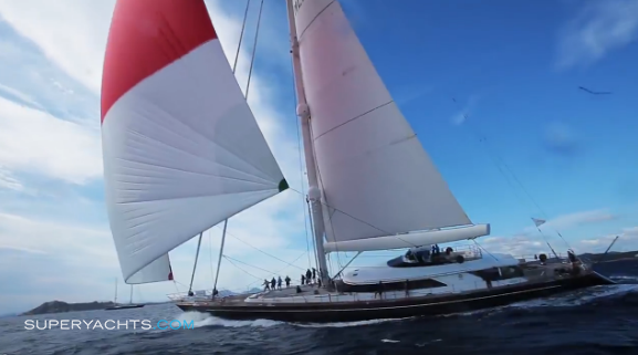 The Perini Navi Cup: Final Race Day