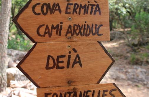 Walk of the month October:  Valldemossa to Deia