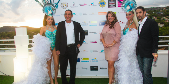 REAL ESTATES UNITED ROARED TO SUCCESS WITH THEIR FIRST CHARITY EVENT FOR ASCOCIACIÓN ONDINE!