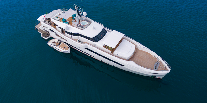MULTI AWARD WINNER WIDER 150 PICKS UP TWO MORE PRIZES AT THE SHOWBOATS DESIGN AWARDS 2017