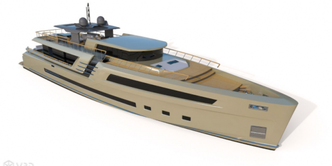 COUACH 38M LOUNGE  A YACHT WITHOUT BORDERS