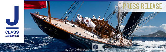 Record Fleet in the Caribbean Lifts the Curtain On An Historic J Class Season