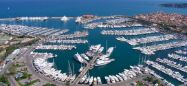 Artemis wins Antibes port management contract