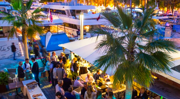 Full House and Lively Social Programme on the Cards for Palma Superyacht Show