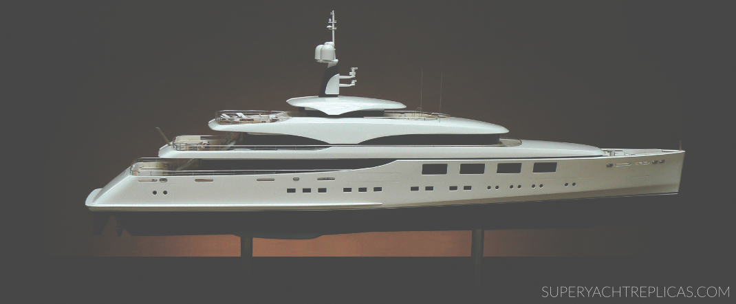 Scaled Perfection: Introducing Superyacht Replicas