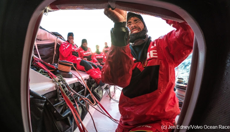 Volvo Ocean Race: Trouble Lies Ahead