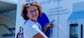 Regatta News: Volvo Ocean Race Saves Water & Cuts Plastic