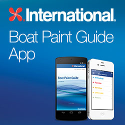 International Boat paint guide