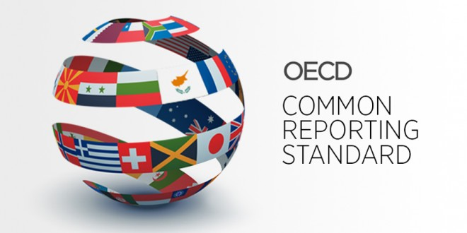 OECD Common Reporting Standard  for Financial Information