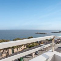 Penthouse overlooking sea in Illetas for Rent after Season