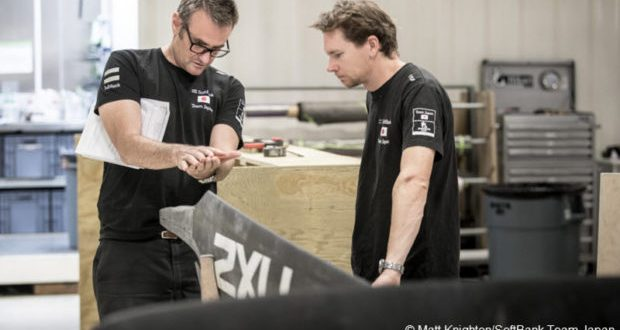 America's Cup has already been won